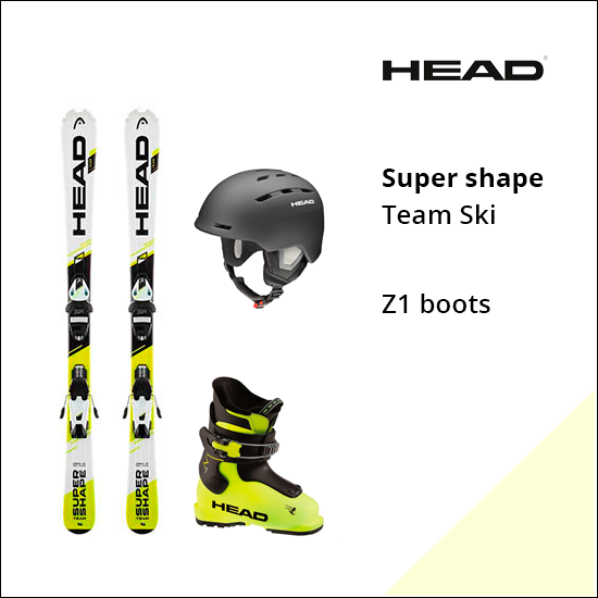 RENT SUPER SHAPE TEAM SKI ANDORRA