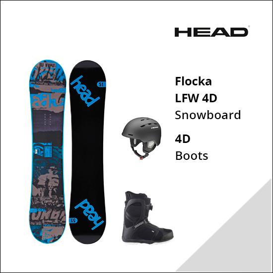 RENT FLOCKA HEAD SNOWBOARD SHOOES ANDORRA