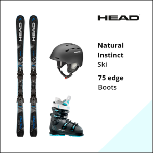 RENT NATURAL INSTICT SKI SHOOES ANDORRA
