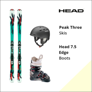 RENT SUPER PEAK THREE SKI ANDORRA