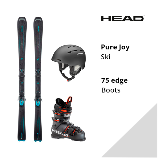 RENT PURE JOY SKI SHOOES ANDORRA