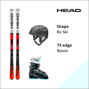 RENT SHAPE RX SKI SHOOES ANDORRA