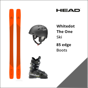 RENT WHITEDOT SKI SHOOES ANDORRA
