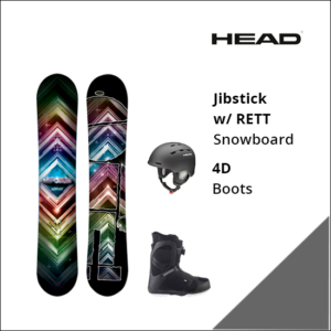 RENT JIBSTICK HEAD SNOWBOARD SHOOES ANDORRA