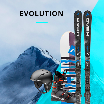 PACK EVOLUTION RENT SKI SHOOES HEAD 20€